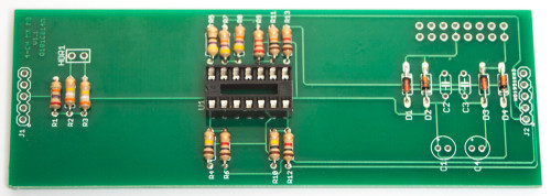 MST AUDIO / CV IC SOCKET