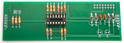MST AUDIO / CV MIXER CAPACITORS