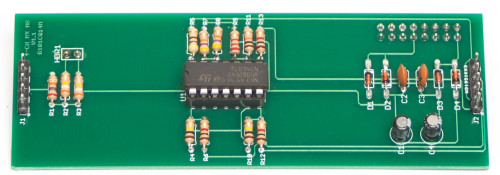 MST AUDIO / CV MIXER 5-PIN MALE HEADERS