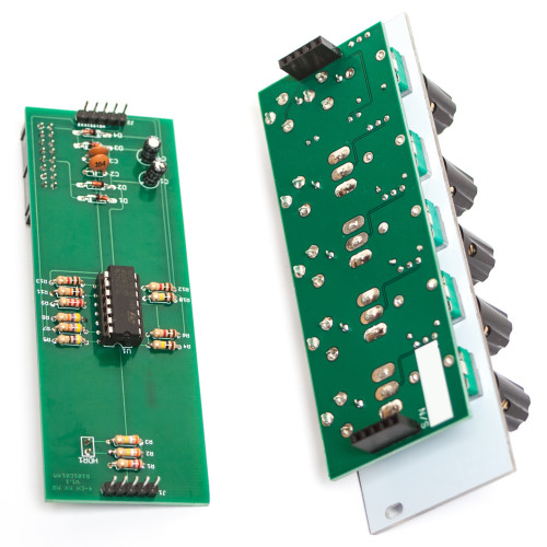 MST AUDIO / CV MIXER BOARD CONNECTION