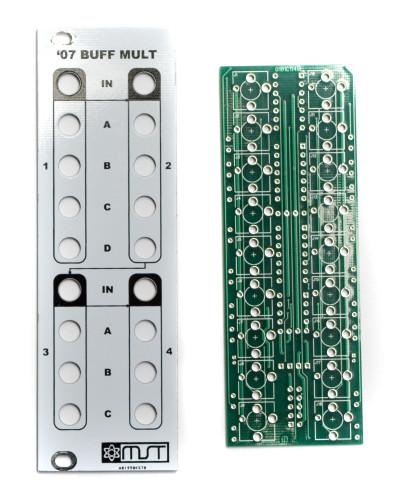 MST '07 Buffered Multiple PCB/Panel