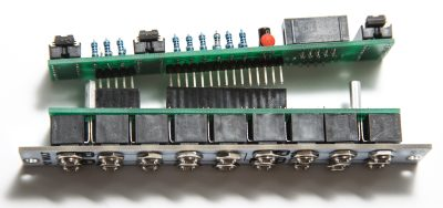 4HP Buffered Multiple Board to Board Connection