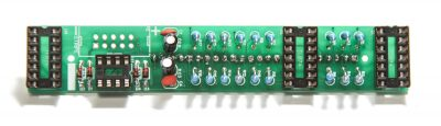 4HP Eurorack Buff Mult resistors