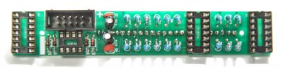 4HP Eurorack Buff Mult 10 Pin Power Header