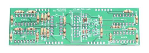 MST '07 Buff Mult Resistors