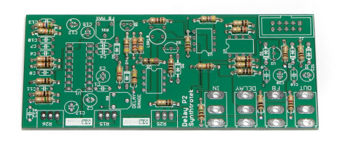 DLY Resistors