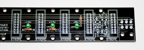 Distro Board LEDs
