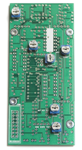 MST VCO Trimmer potentiometers