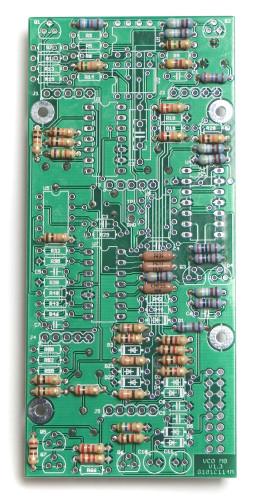 MST VCO Resistors group 1