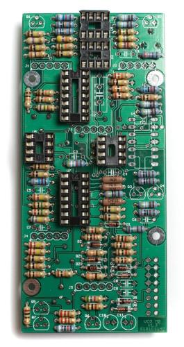 MST VCO IC Sockets