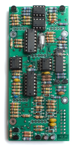MST VCO IC Placement