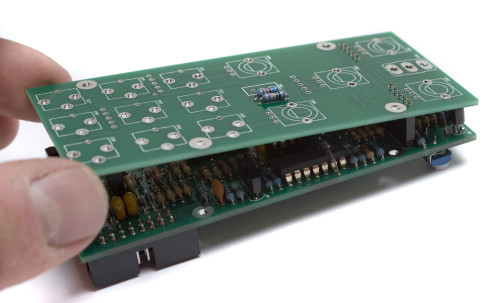 MST VCO Control Board Placement