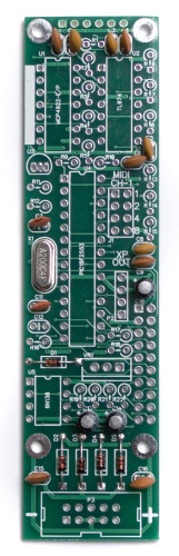 MST Midi to CV Capacitors