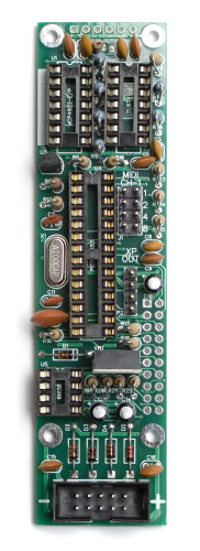 MST Midi to CV Voltage Regulators