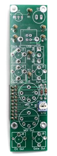 MST Midi to CV Control Panel Trimmer Potentiometer