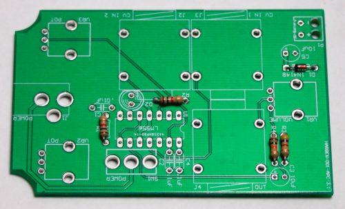 APC HANDHELD - Resistors & Diode