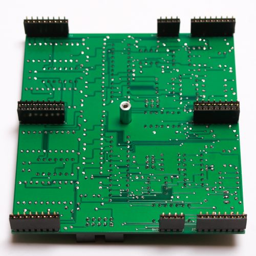 Main Board with Headers