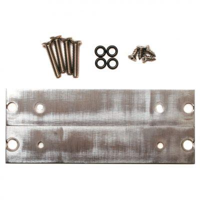 Eurorack 3U Case Bracket Parts