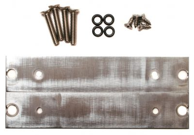 Eurorack 3U Case Bracket Parts