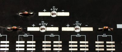 Bus Cheeks 1/8W Resistors