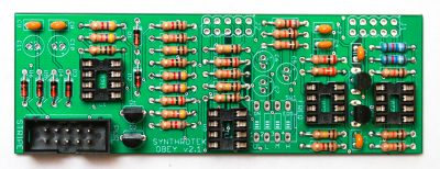 OBEY - Voltage Regulators and Ceramic Capacitors