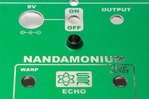 Nandamonium Console Panel