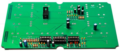 Nandamonium 2.3 Electrolytic Capacitors