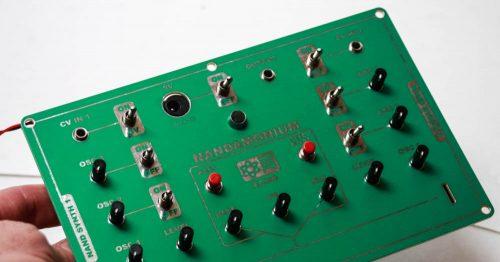 Nandamonium - Console Panel Placement