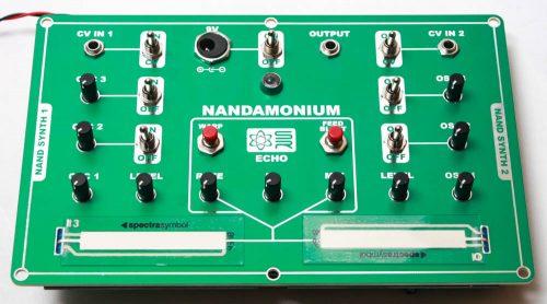 Nandamonium - CONSOLE FINAL