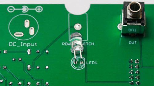 Nandamonium - Eurorack LED 2