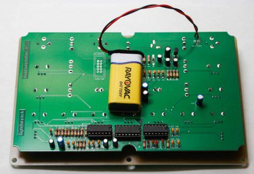 Console Nandamonium 9V Battery 1