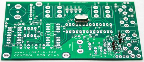 Limaflow Motomouth - Control Board Diodes