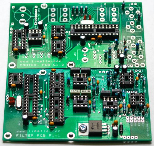 Limaflow Motomouth - Standup Resistors