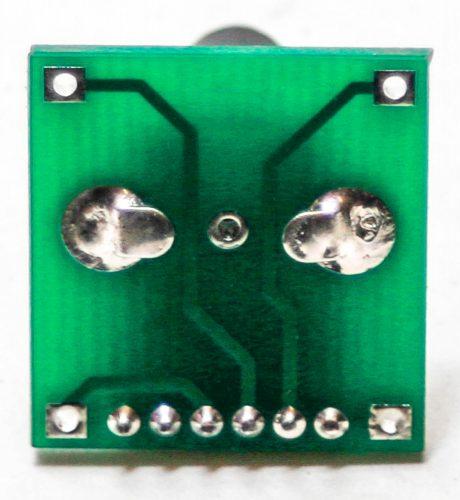 Limaflow Motomouth - sub board soldering
