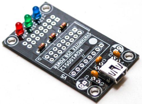 USB Power Ceramic Capacitors