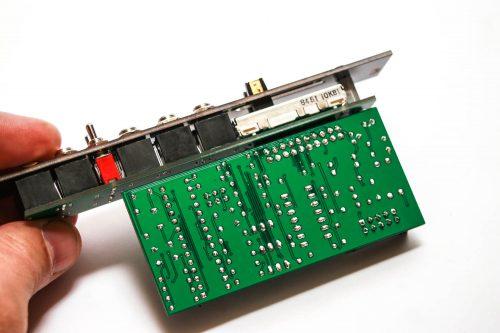 M/DIV Pin Soldering