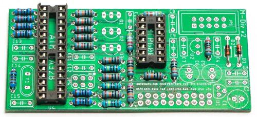 M/DIV IC Sockets