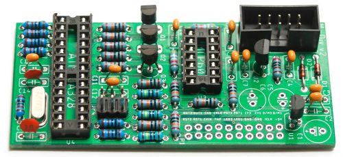 M/DIV Transistors and Voltage Regulator