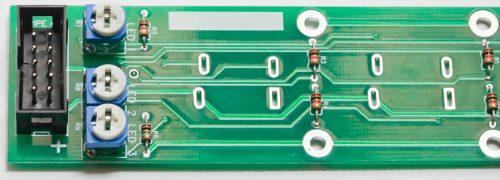 Arcadian Rhythms - 10 Pin Header