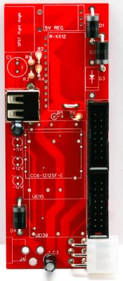 Main Board Molex Connector