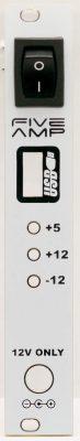 Five Amp Power Panel Switch 1