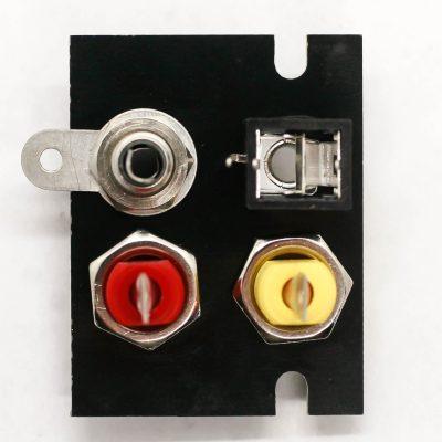 RCA Rear Panel