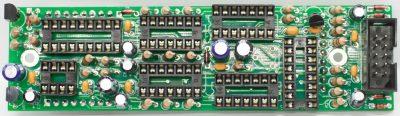 Astronoise Eurorack Transistors & Power Header