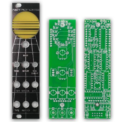 Astronoise Eurorack PCSs and Panel